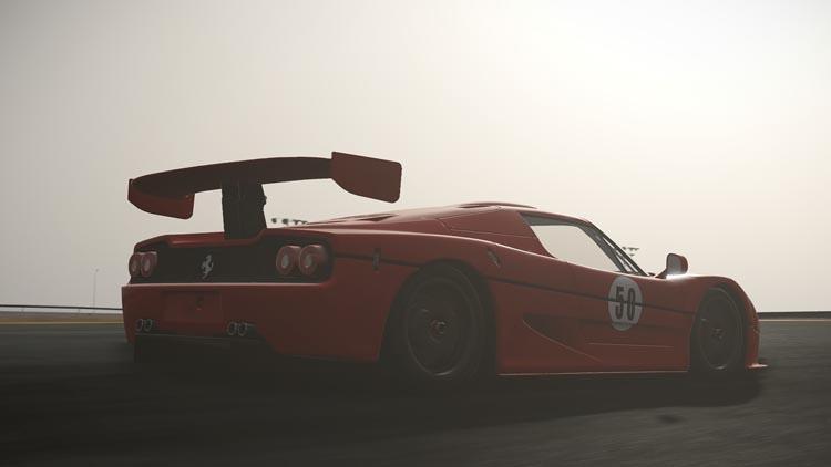 Ten Ferrari models announced for Project CARS 2 launch
