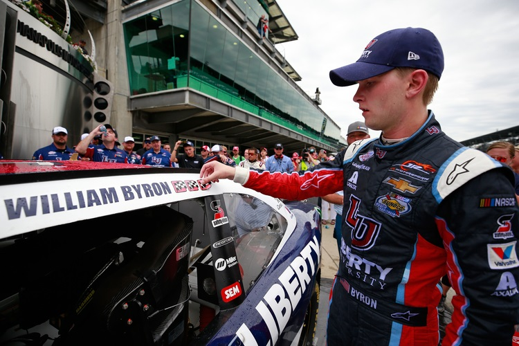 How will William Byron fare in NASCAR Cup — NASCAR America