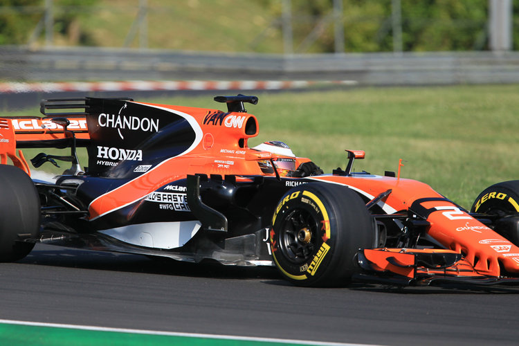 McLaren duo to run more powerful Honda engine at Spa