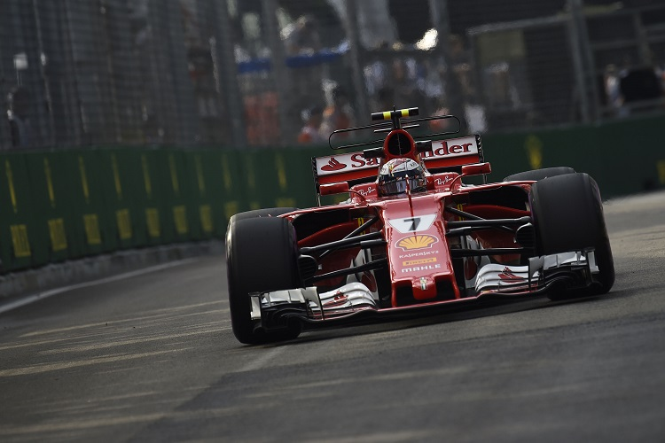 Sebastian Vettel, Max Verstappen, Kimi Raikkonen wiped out in first lap carnage