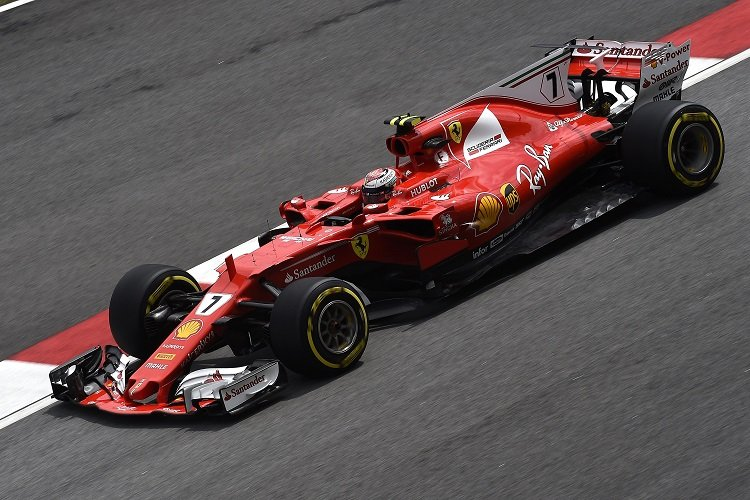 f1 malaysia raikkonen leads ferrari 1 2 in final sepang practice the checkered flag. Black Bedroom Furniture Sets. Home Design Ideas