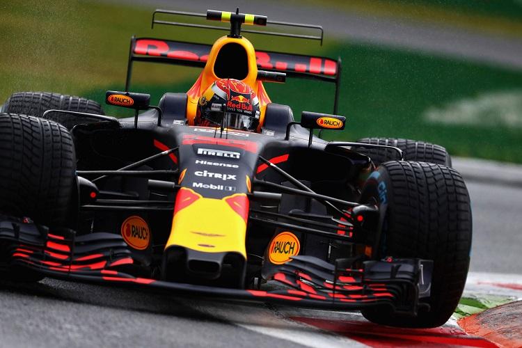 Felipe Massa heads shortened wet FP3 session at Monza