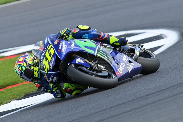 Valentino Rossi - Credit: Credit: Craig McAllister