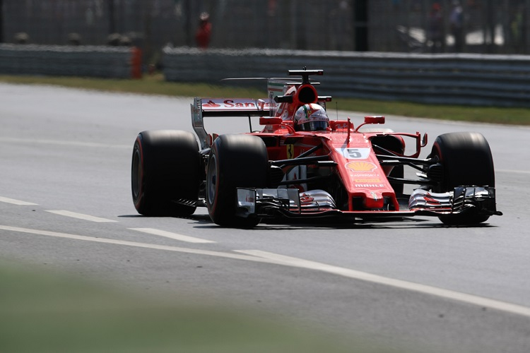 Scuderia Ferrari Surrenders First, Second To Mercedes At Italian F1 Grand Prix