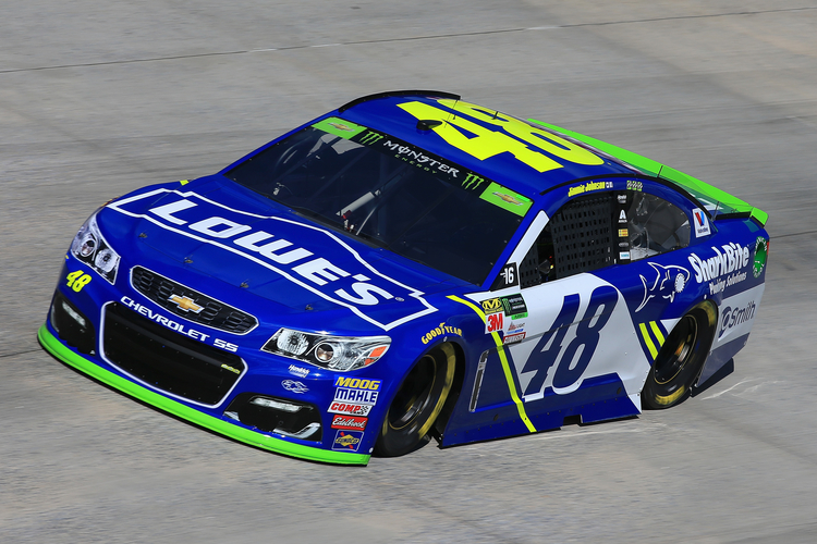 Hendrick Motorsports duo top field in final Cup practice at Dover