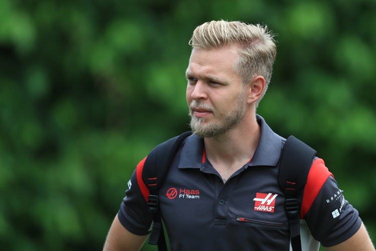 Kevin Magnussen Quot I M A Little Bit Sad To See It Go Quot The