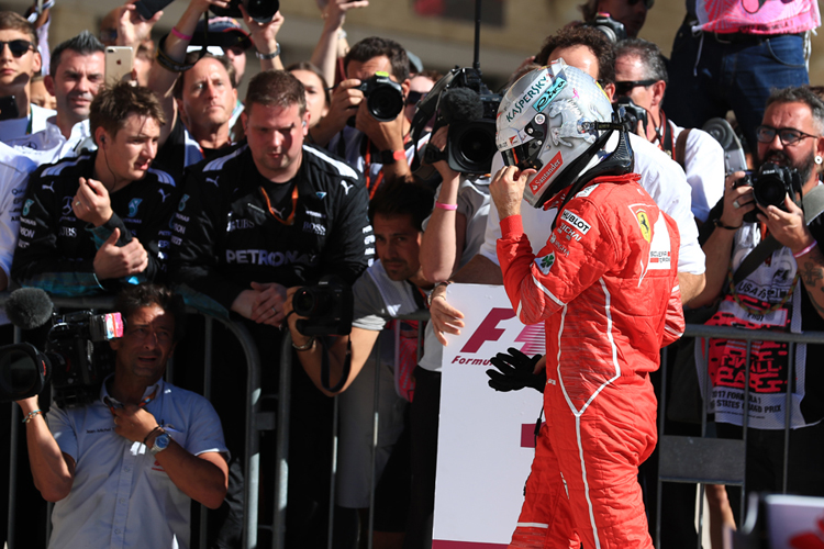 Sebastien Vettel - Credit: Octane Photographic Ltd