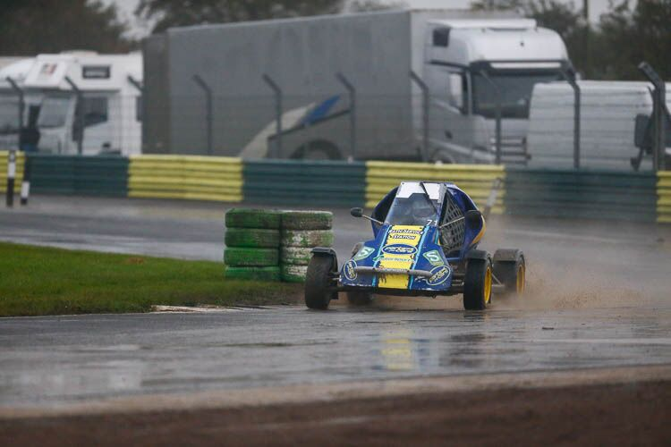 Heathcote Wins British Rallycross Championship In Maiden