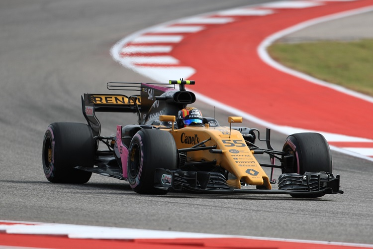 Sainz eager to get behind the wheel for Renault