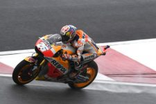 Dani Pedrosa takes pole at Sepang