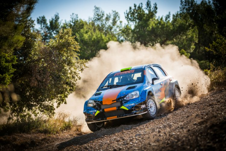 Spain's RMC to field Europe's first R4-kit rally car - The Checkered ...