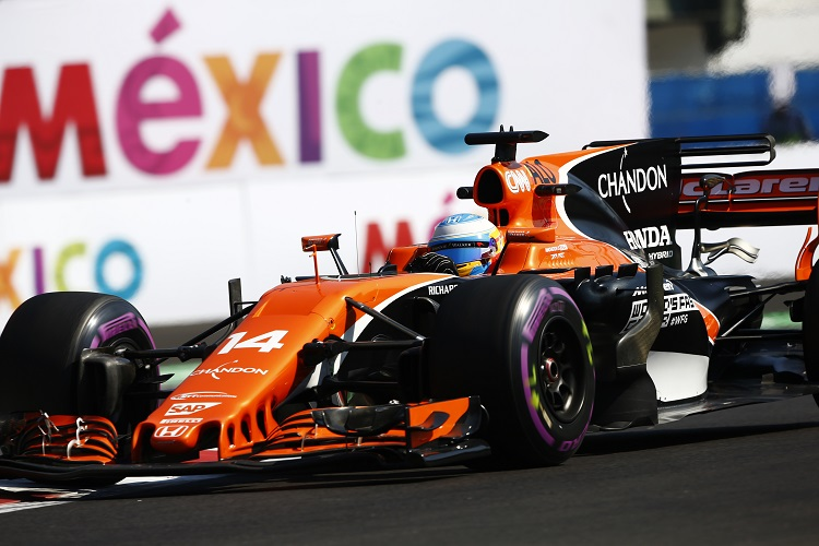 Mexican GP: Fernando Alonso says McLaren had best auto in qualifying