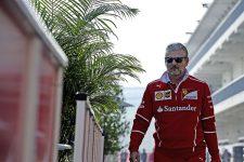Maurizio Arrivabene - Credit: Scuderia Ferrari