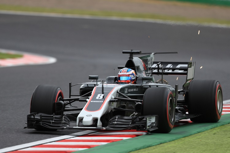 Grosjean explains heavy qualifying crash