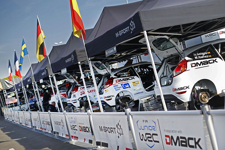 Free Wrc2 Prize Car Amongst Junior Wrc Changes For 2018 The