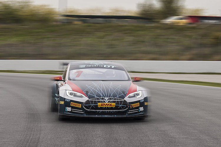 SPV Racing Announced as First Team to Join Electric GT Grid - Electric GT - The Checkered Flag