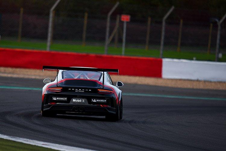 2018 Porsche Carrera Cup GB