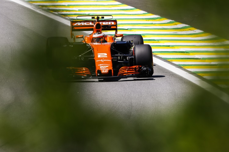 Formula One: Crash, bang in Brazil on just first lap