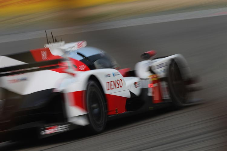Porsche secures WEC titles as Toyota wins race in Shanghai