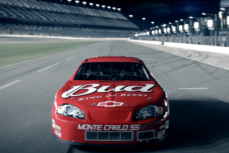 Budweiser's tribute to Dale Earnhardt Jr. will give you the chills