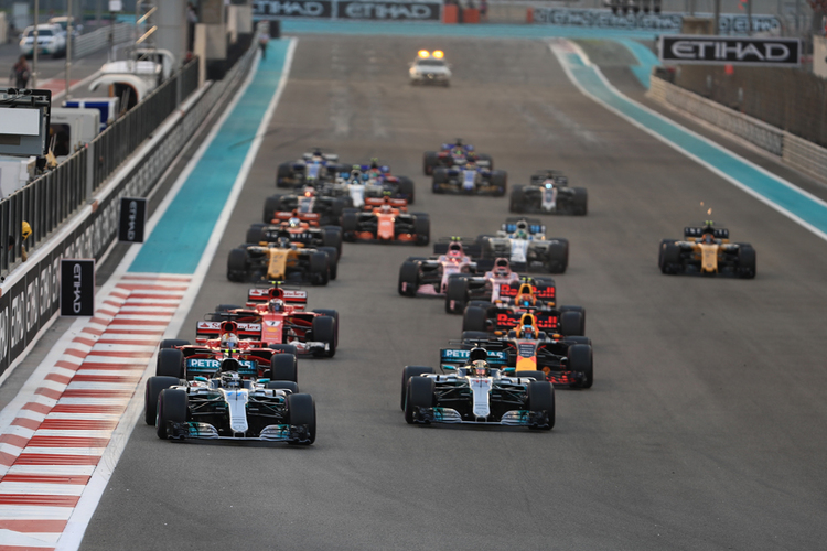 Valtteri Bottas Wins F1 Season-Ending Abu Dhabi Grand Prix