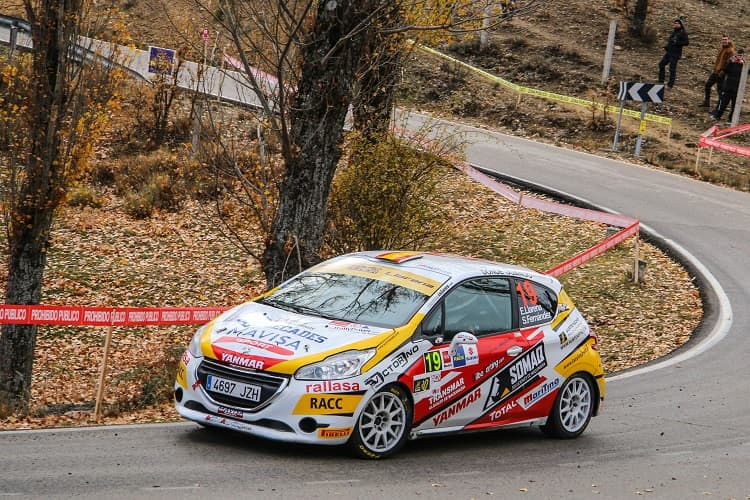 Llarena Steps Up To Erc Junior Under 27 For 2018 The Checkered Flag