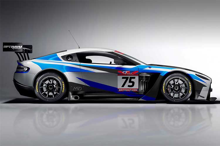 Optimum Motorsport Aston Martin