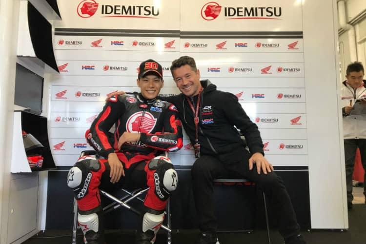 Takaaki Nakagami MotoGP Interview