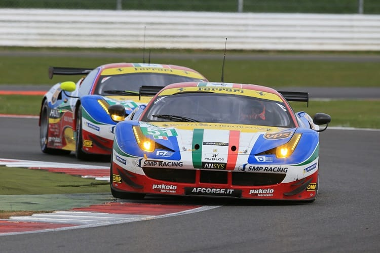 Ferrari - AF Corse
