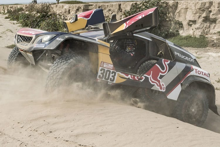 Rally Legends Feel Peru Stages Very Difficult For