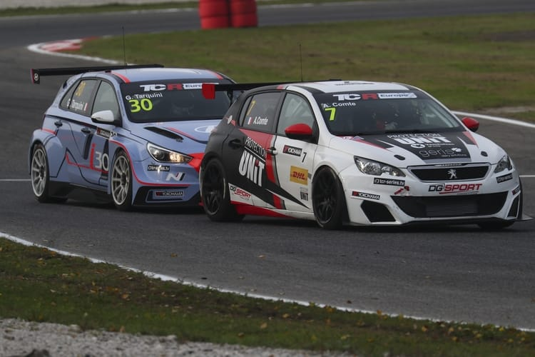 Peugeot Sport Announces Orderbook Open For New 308 Tcr The