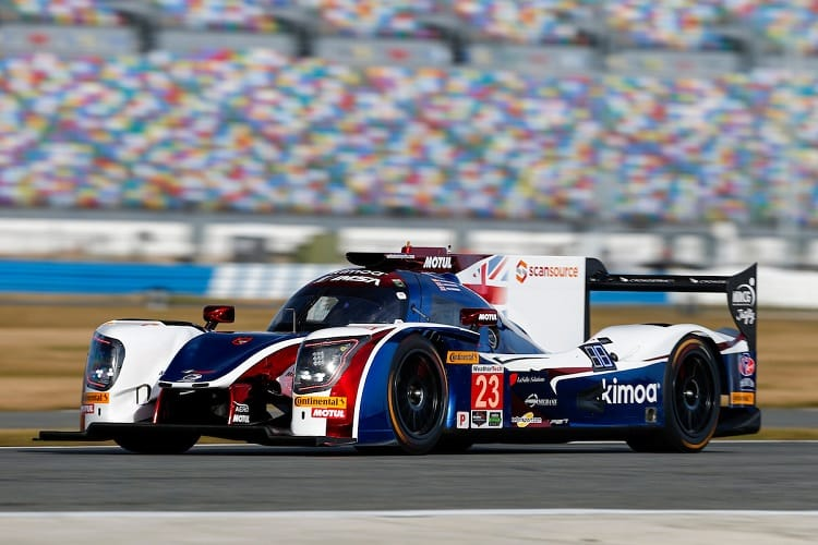 Van der Zande Snatches Daytona Pole From Penske's Grasp