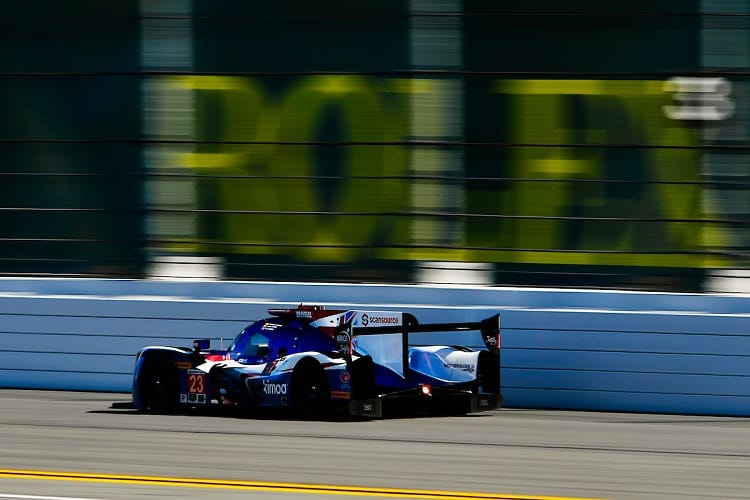 Alonso's Daytona scuppered by brake points