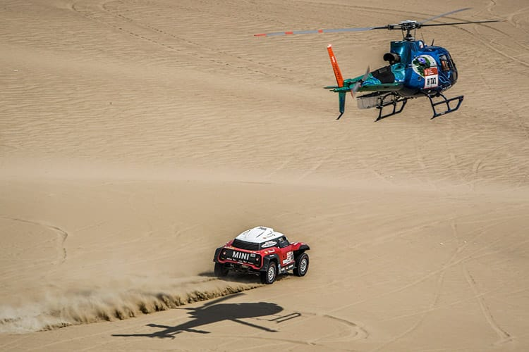 Dakar rally: 40th edition begins in Lima