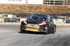 MJP Racing Ford Fiesta