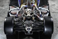 Mecachrome Motorsport - 3.4-litre turbocharged V6 LMP1 engine in the Ginetta G60-LT-P1