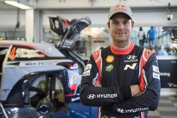 Andreas Mikkelsen - Hyundai Motorsport