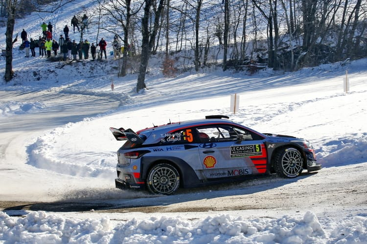 Neuville Hoping To Have Learnt Lessons From Past Rallye