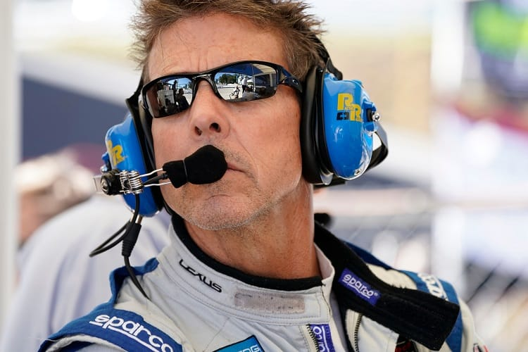 Scott Pruett to Retire After Rolex 24 at Daytona