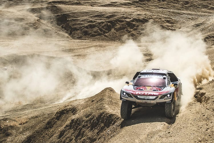 loeb feels 2018 may be last chance for dakar triumph the checkered flag. Black Bedroom Furniture Sets. Home Design Ideas