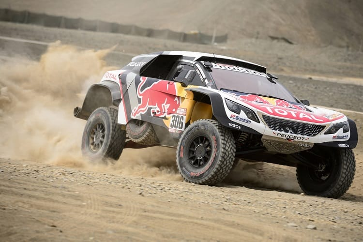 Famin Critical Of Unsportsmanlike Dakar Rally Map Rule