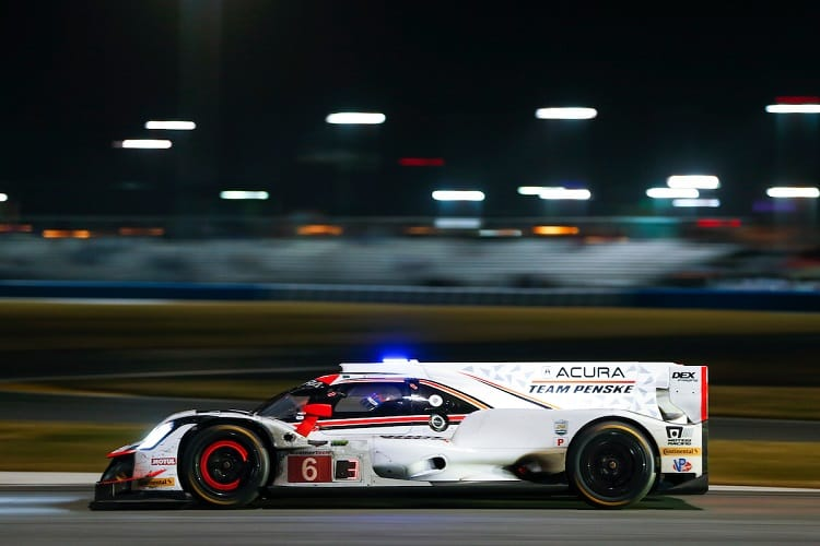 2018 Rolex 24 At Daytona Hour 12 Update Spin Costs