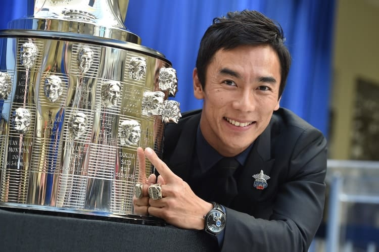 Sato still basking in Indy 500 victory