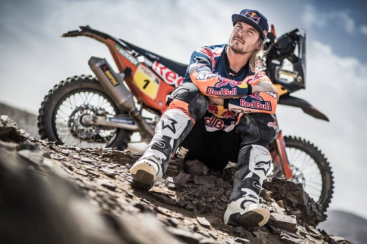 Price Looking For Strong Dakar Outing On Return From