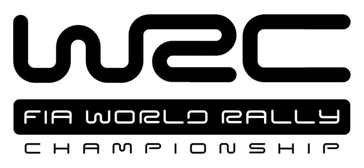 FIA World Rally Championship logo