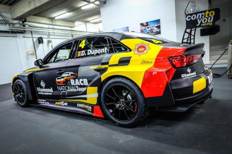 World Championship Touring Cars