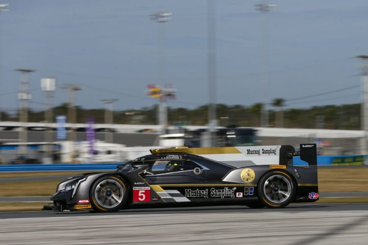 Hours at Daytona marks Penske's return