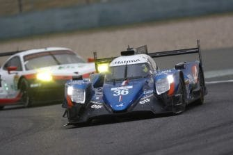 #36 Signatech Alpine - WEC 6 Hours of Shanghai, 2017