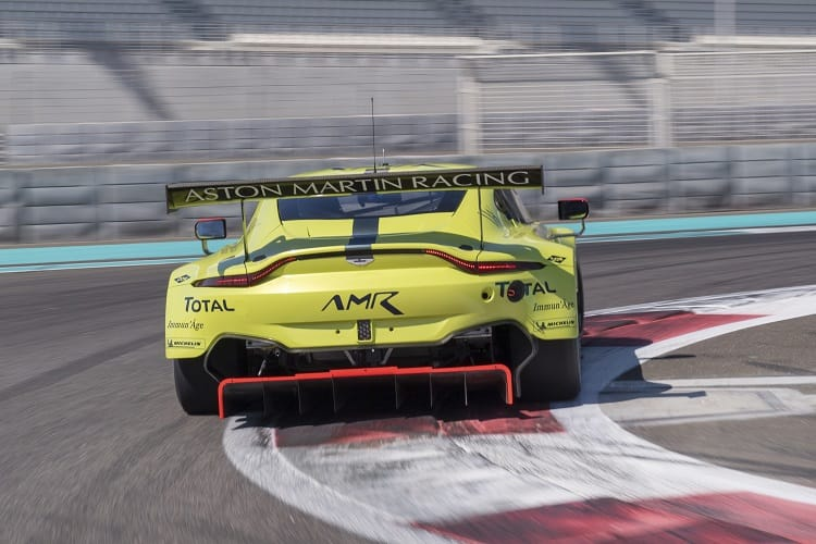 Aston Martin Racing will field two cars in GTE Pro in 2018