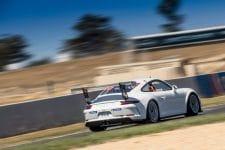 Adam Garwood - Porsche Carrera Cup Australia - Credit: Angryman Photography